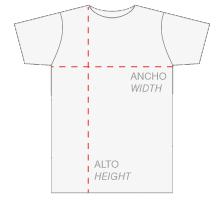 Camiseta-medidas-ancho-largo