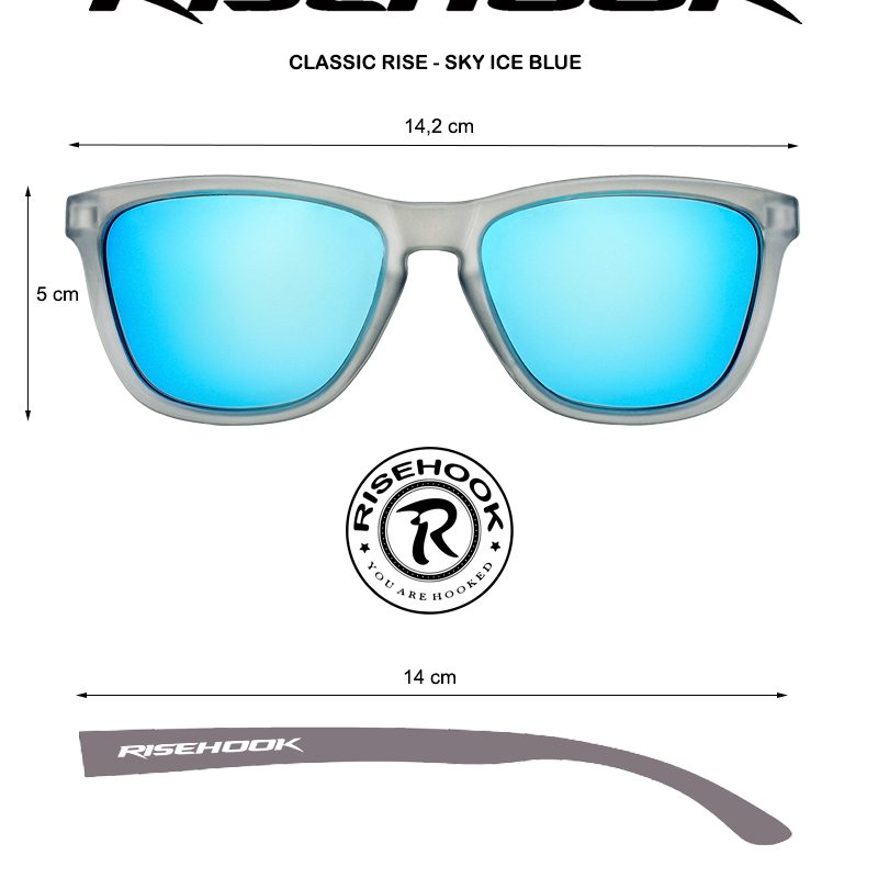 Medidas Classic Rise Sky Ice Blue