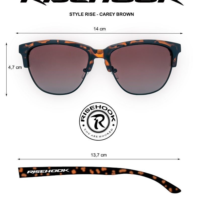 Medidas Style Rise Carey Brown