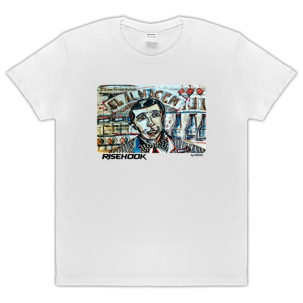 Camiseta-de-autor-Feel-almacén-blanca