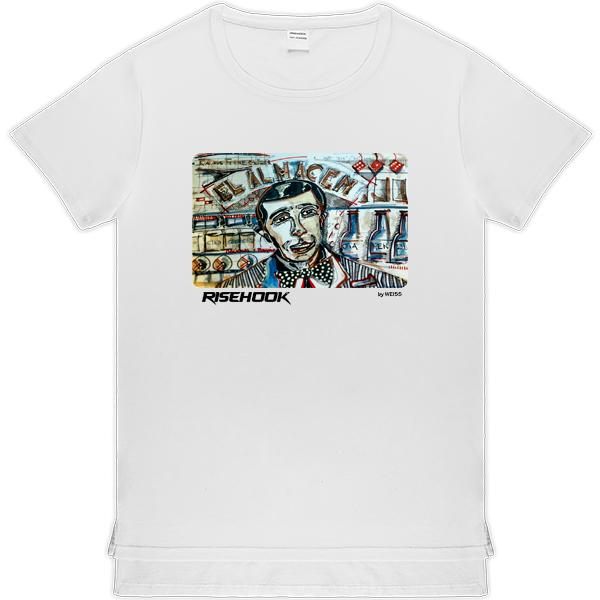 Camiseta-de-autor-Trend-almacén-blanca