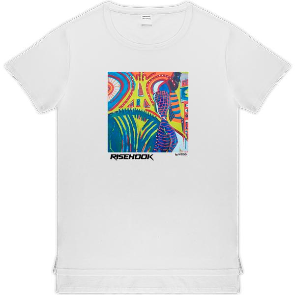 Camiseta-de-autor-Trend-constitución-blanca