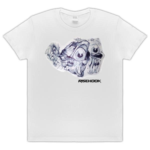 Camisetas de autor Feel Cronenberg blanca