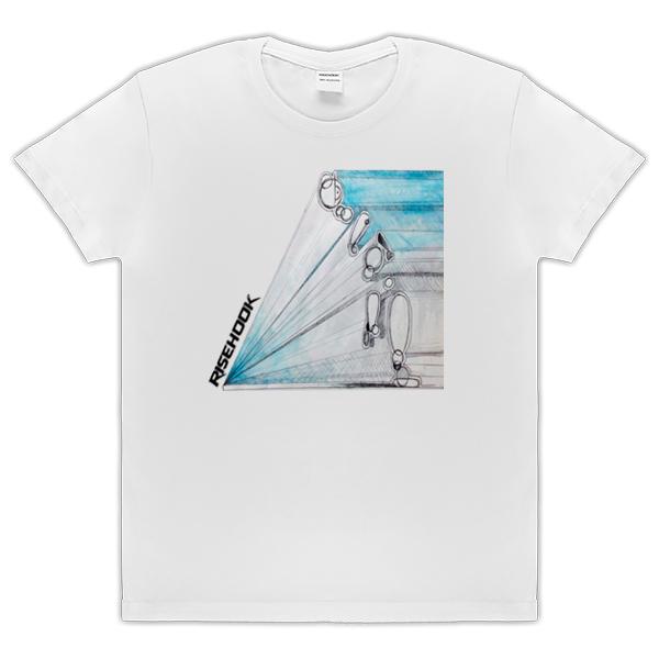 Camisetas de autor Feel Tron Blanca