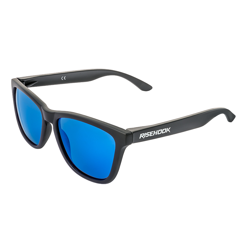 Dark Blue. Gafas de Sol Multicapa Azul Polarizadas Classic Rise. d3e845fb9d6a