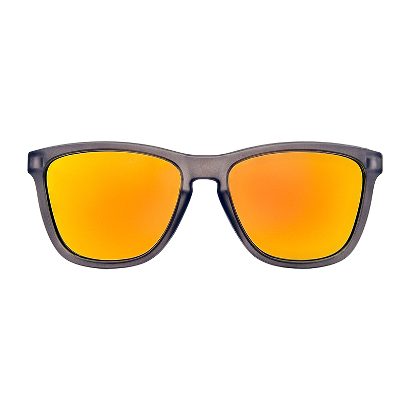 Gafa de sol polarizada street orange naranja Frontal