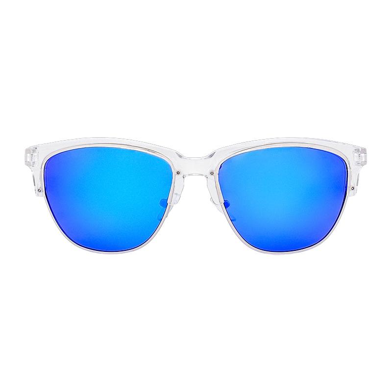 Gafa de sol polarizada water blue azul frontal