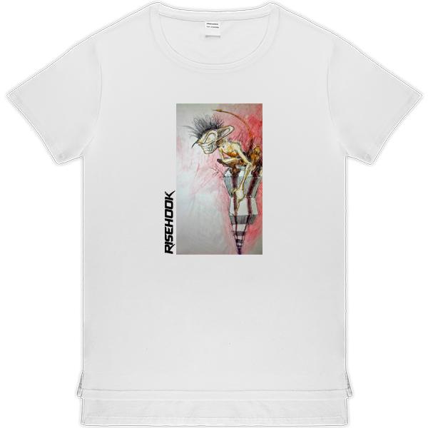 Camisetas de autor Trend Googliag blanca