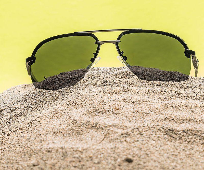 Gafas de sol polarizadas Emir gray verano