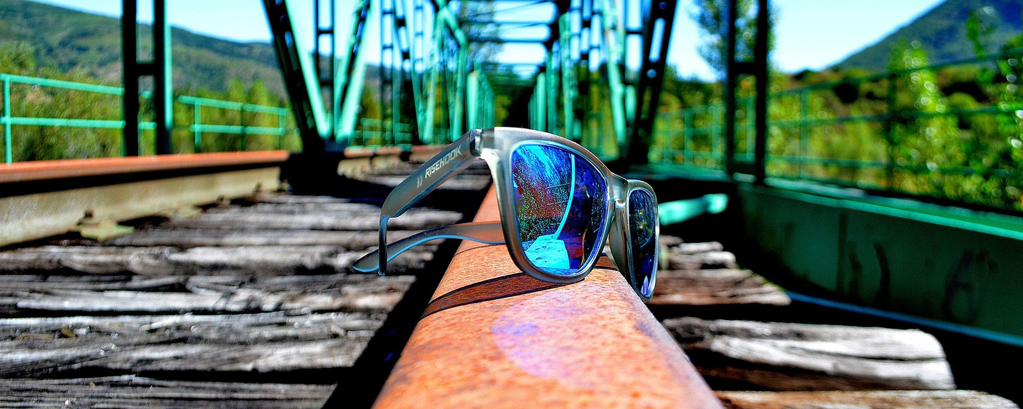 Gafas de sol Polarizadas Sky Ice Blue Portada