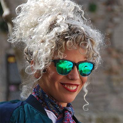Gafas de Sol Polarizadas Matte Green